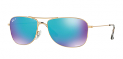 Ray-Ban RB3543 112/A1 Matte Gold