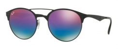 Ray-Ban RB3545 186/B1 Black/matte Black