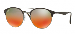 Ray-Ban RB3545 9006A8 Gunmetal/Matte Brown