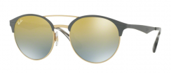 Ray-Ban RB3545 9007A7 Gold/Matte Grey