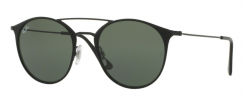 Ray-Ban RB3546 186 Black Top Matte Black