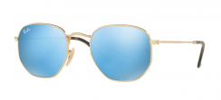 Ray-Ban Icons RB3548N 001/9O Gold