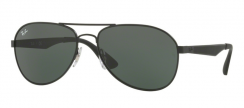 Ray-Ban RB3549 006/71 Matte Black