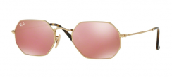 Ray-Ban Icons RB3556N 001/Z2 Gold