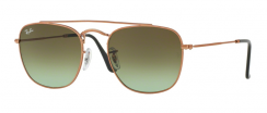 Ray-Ban Icons RB3557 9002A6 Medium Bronze
