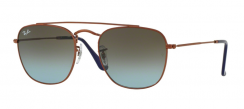 Ray-Ban Icons RB3557 900396 Dark Bronze