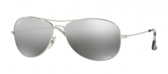 Ray-Ban RB3562 003/5J Shiny Silver