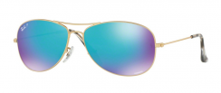 Ray-Ban RB3562 112/A1 Matte Gold