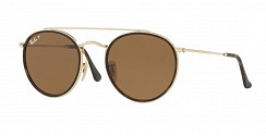 Ray-Ban Icons RB3647N 001/57 Gold