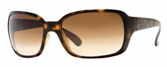 Ray-Ban Highstreet RB4068 710/51 Light Havana