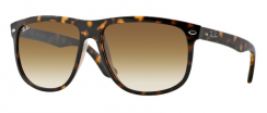 Ray-Ban Highstreet RB4147 710/51 Light Havana