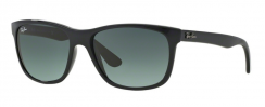Ray-Ban Highstreet RB4181 601/71 Shiny Black