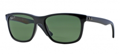 Ray-Ban Highstreet RB4181 601/9A Shiny Black