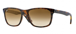 Ray-Ban Highstreet RB4181 710/51 Light Havana