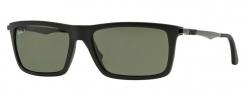 Ray-Ban Active Lifestyle RB4214 601S9A Matte Black