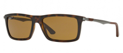 Ray-Ban Active Lifestyle RB4214 609283 Matte Havana