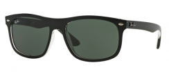 Ray-Ban RB4226 605271 Top Matte Black On Trasp