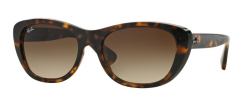 Ray-Ban RB4227 710/13 Light Havana