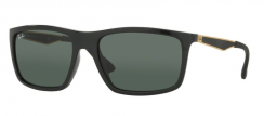 Ray-Ban RB4228 622771 Shiny Black
