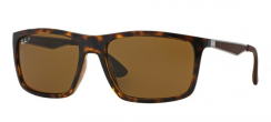 Ray-Ban RB4228 710/83 Light Havana