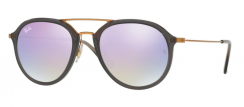Ray-Ban RB4253 62377X Shiny Grey