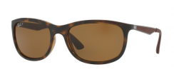 Ray-Ban RB4267 710/83 Light Havana