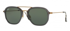 Ray-Ban RB4273 6237 Shiny Trasparent Grey
