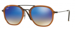 Ray-Ban RB4273 62588B Shiny Trasparent Brown