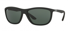 Ray-Ban Zonnebril RB8351 622071 Matte Black