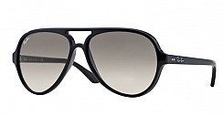 Ray-Ban Cats RB4125 601/32 Cats 5000 Black