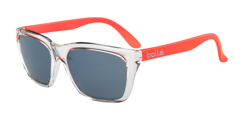 Bollé Zonnebril 527 12046 Shiny Crystal/Orange Temples