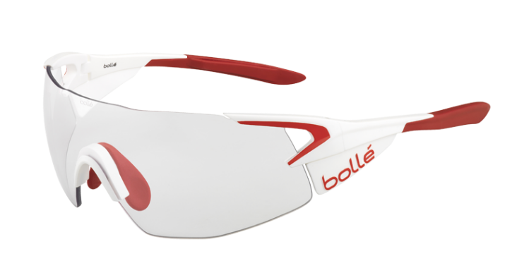 Bollé Zonnebril 5th Element Pro 12148 Matte White/Red