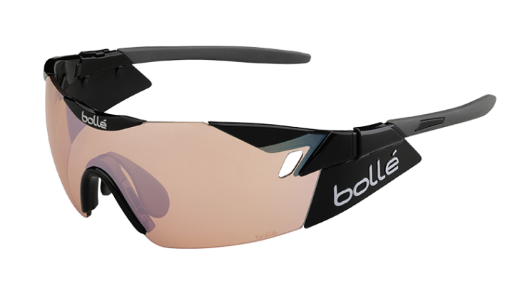 Bollé Zonnebril 6th Sense 11842 Shiny Black/Gray