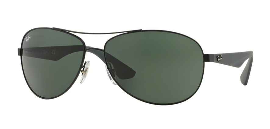 Ray-Ban RB3526 006/71 Matte Black