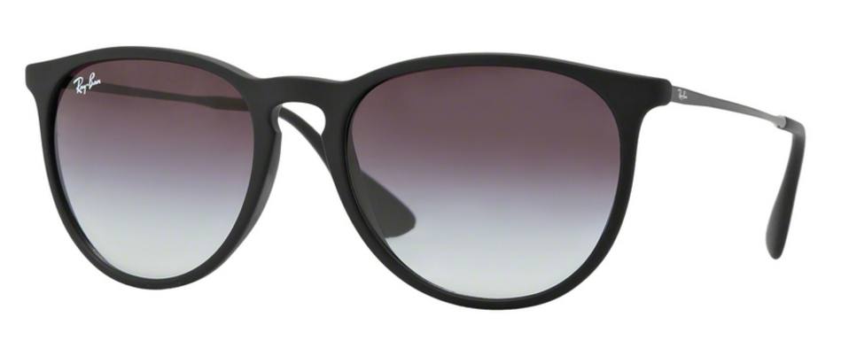 Ray-Ban Erika RB4171 622/8G Rubber Black