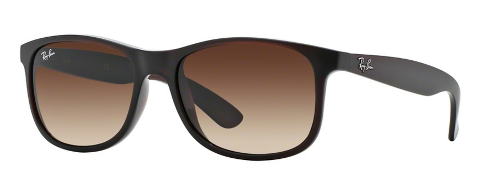 Ray-Ban Andy RB4202 607313 Matte Brown