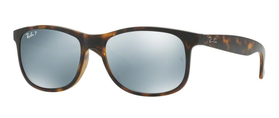 Ray-Ban Andy RB4202 710/Y4 Shiny Havana