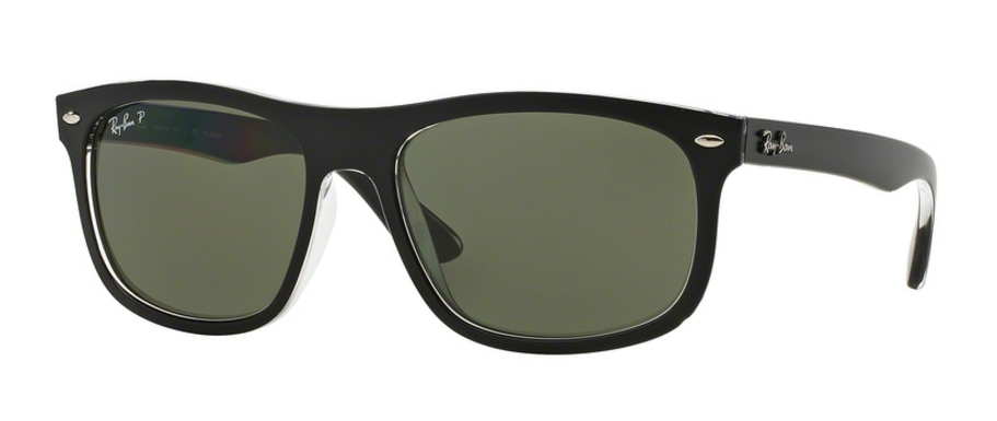 1d7fb37968 Ray-Ban RB4226 60529A Top Matte Black On Trasparent