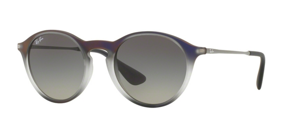 495f861f572e Ray-Ban RB4243 622311 Violet Shot On Black