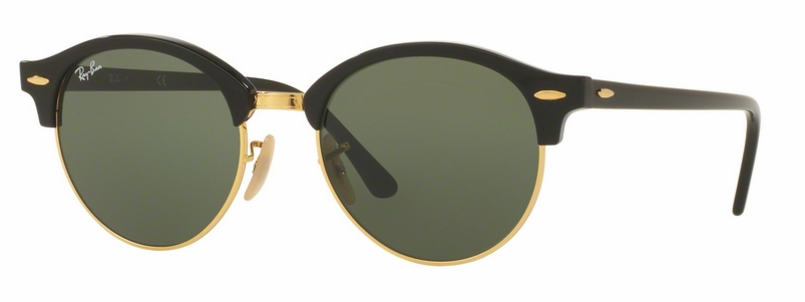 Ray-Ban Zonnebril RB4246 901 Black