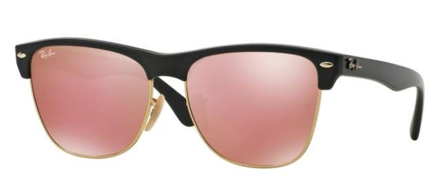 a06245d88b Ray-ban Oversized Rb4175 Black 877 57mm