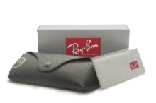 Ray-Ban Zonnebril RB4246 990 Red Havana