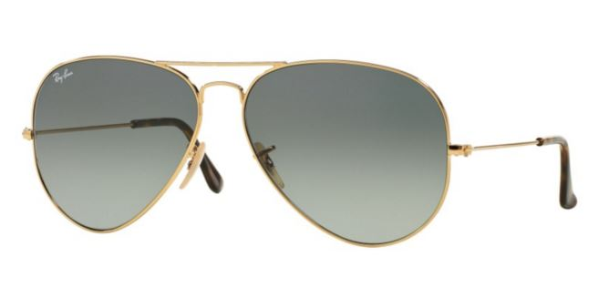Ray-Ban Aviator RB3025 181/71 Gold